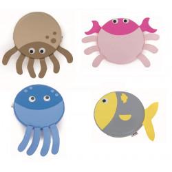 Set cuscini del mare