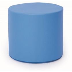 Tavolo morbido blu