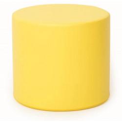 Tavolo morbido giallo