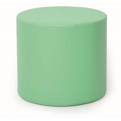 Tavolo morbido verde