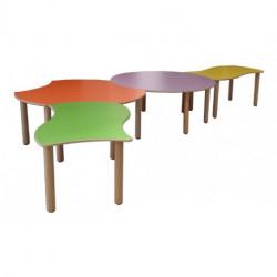 Composizione tavoli Onda Nido