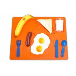 Puzzle colazione 3D con...
