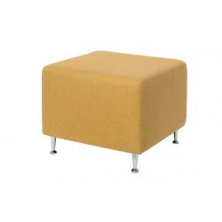 Pouf Quadrato giallo