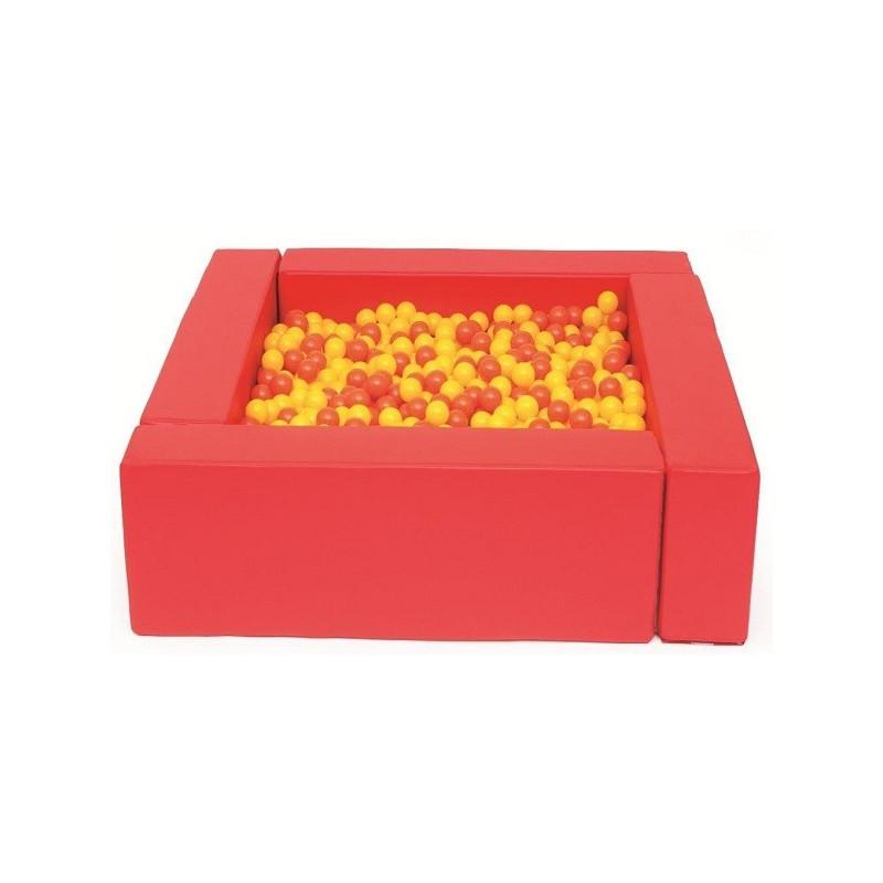 Piscina Rossa quadrata.