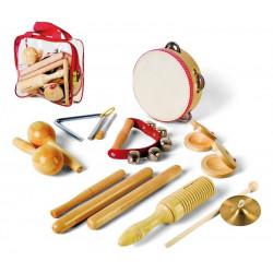 Set musicale 12 strumenti.