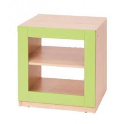 Cubo - modulo verde.