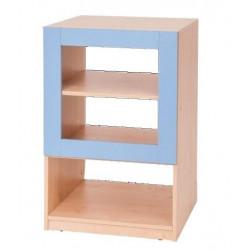 Cubo - modulo azzurro.