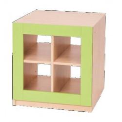 Cubo - modulo 4 vani.