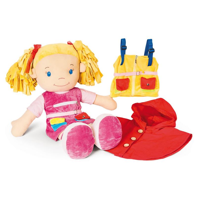 Bambola manipolativa Femminuccia.