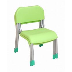 Sedia Sara Nido colore verde.