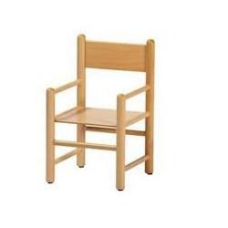 Sedia Pinko con braccioli.