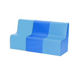 Divano Infanzia III blu.