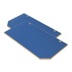 Ante Faggio (L) colore blu.