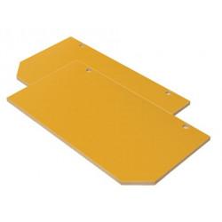 Ante Faggio (L) colore giallo.