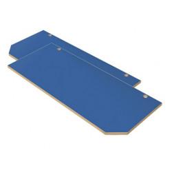Ante Faggio (X) colore blu.