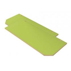 Ante Faggio (X) colore verde.