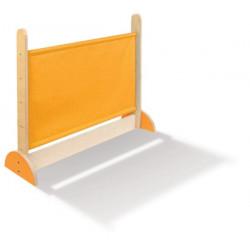 Divisorio basso arancio.