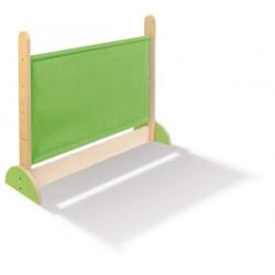 Divisorio basso verde.