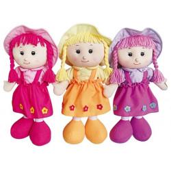 Bambola di stoffa.
