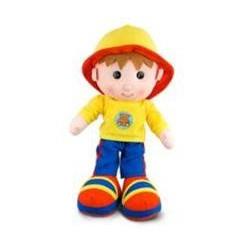 Bambolotto di stoffa -  Mario.