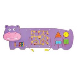 Pannello manipolativo Hippo.