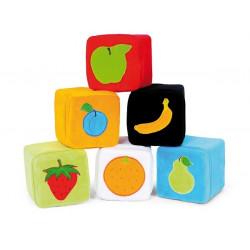 Cubi frutta.