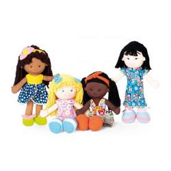 Bambole del mondo.