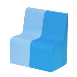 Divano Infanzia II blu.