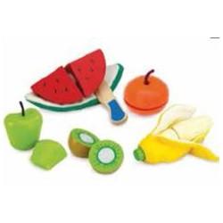 Frutta da tagliare.
