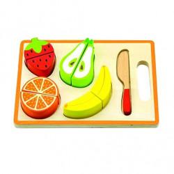 Frutta da tagliare con...