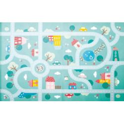Tappeto City Road per Tavolo gioco multifunzione MAXI.